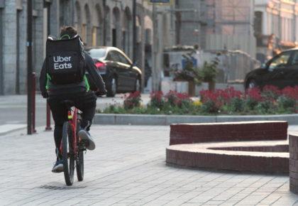 SOMAIN : Uber Eats arrive à partir du 5 Mars !