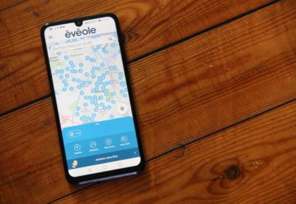 DOUAISIS: Eveole met en place la vente de tickets sur smartphone