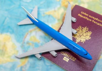 FRANCE: Les Français et leur intention de départ en vacances.