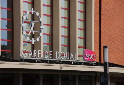 DOUAI: Reprise des 7 dessertes quotidiennes de Douai à Paris au 13 décembre. Vigilance chez les élus.