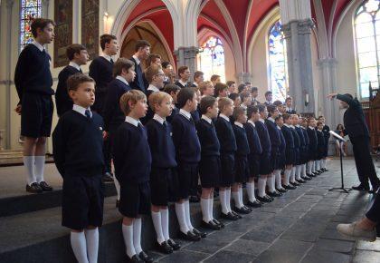LAMBRES LEZ DOUAI : La Maîtrise des Petits Chanteurs recherche des choristes.