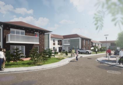 DOUAISIS : Norevie met en construction 20 logements sur la commune de Râches
