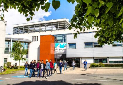 DOUAI : IMT Lille Douai change de nom et devient IMT Nord Europe