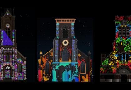 DOUAISIS : Le vidéo Mapping Festival revient pour une 4eme édition sur le territoire