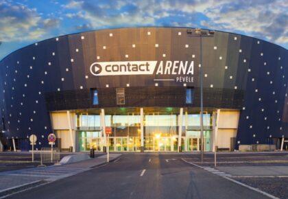 ORCHIES : La Contact Pévèle Arena sera centre de préparation aux JO 2024
